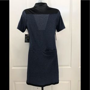 Nike Dresses - NEW wTag-NIKE Golf Blue Zonal Cooling Dress XS